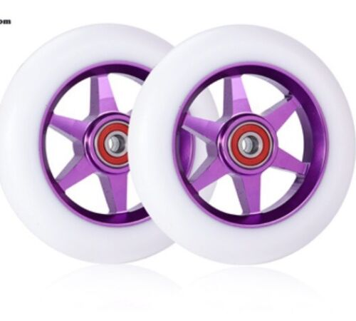 NEW! XXTREME THUNDER  PRO STUNT SCOOTER WHEELS 110MM WOW!!