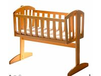Mother care swinging crib for Sale!