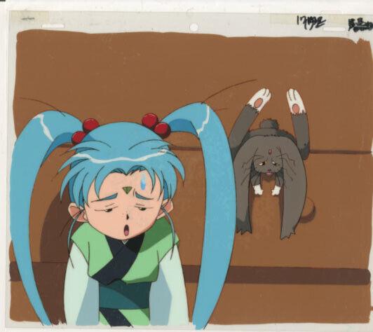 Anime Cel Tenchi #400