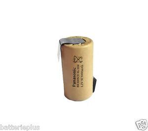 Panasonic-bk300sce-3000mA-SUB-C-NiMH-con-soldadura-industria-herramienta-bateria