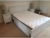 Double brusali bed