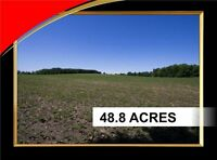 48 Acres in Clarington Land for Sale