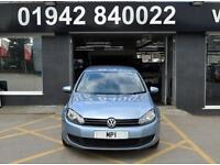 2009 09 VOLKSWAGEN GOLF 1.4 S 5D 79 BHP 5DR HATCH, GENUINE PX, 60-000M FSH