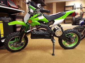 Brand New Kids Dirt Bike! Only 2 Left in Stock