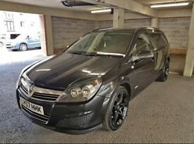 1.9 cdti sportive Vauxhall Astra van