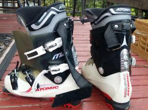 Ski Boots. Atomic M-Tech 80's