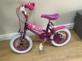 "Young Girls 12"" Bike"