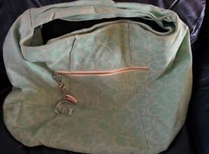 Guess Oversized Purse/Tote- Like New!