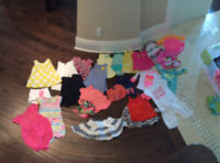 12 month old, little girl clothes - LOTS!