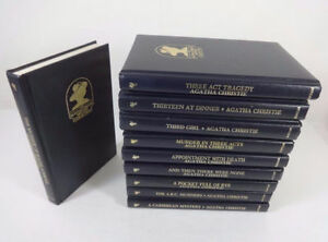 AGATHA CHRISTIE MYSTERY COLLECTION