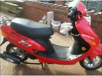 lifan 50 spares only