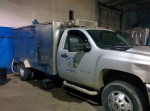 2011 Ford Coffee Truck and Route For Sale
