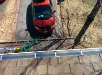 EAVES REPAIR AND CLEANING