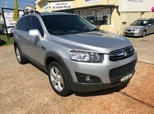 2012 Holden Captiva CG Series II 7 Silver Sports Automatic Wagon Port Macquarie Port Macquarie City Preview