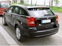 Auto Dodge Caliber Black 2009