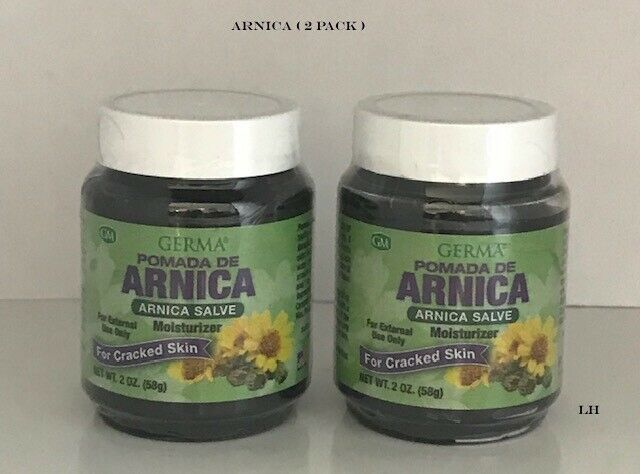 Arnica Black Ointment 2oz Arthritis, Joints, Bruises, Sprain