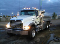 Business for sale - potable water hauling company