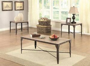Beautiful Coffee & End Tables