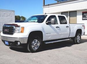 2011 GMC Sierra 2500HD SLE