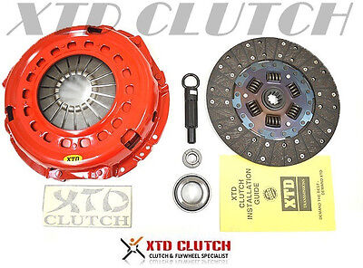 AMC STAGE 1 HD CLUTCH KIT 1999-2004 MUSTANG GT MACH 1 COBRA SVT 4.6L 11 INCH for sale  Shipping to Canada