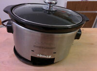 Slow cooker / Mijoteuse