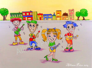 Wanted Author/ Publisher for Children's Book St. John's Newfoundland image 5