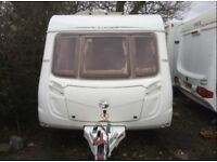 Swift challenger caravan