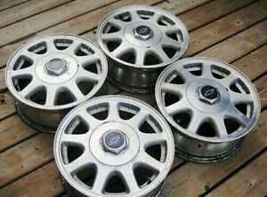 "Set of alloy rims 15"" Chevy"