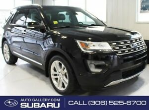 2017 Ford Explorer LIMITED | MASSAGING SEATS | 20 INCH WHEELS |