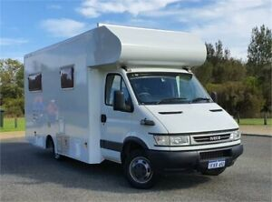 2006 Iveco MOTORHOME White Motor Home Cannington Canning Area Preview