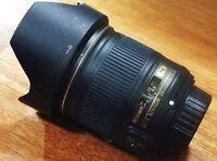 Nikon 28mm 1.8. Brand new!