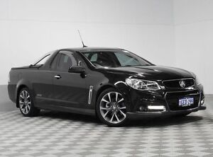 2013 Holden Ute VF SS-V Black 6 Speed Automatic Utility East Rockingham Rockingham Area Preview