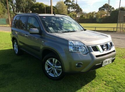 2011 Nissan X-Trail T31 Series IV ST-L 2WD Precision Grey 1 Speed Constant Variable Wagon Hyde Park Unley Area Preview