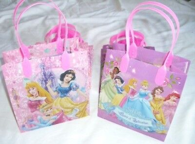 48 Disney Princess Birthday Party Favor Goody Gift Bag Gi...