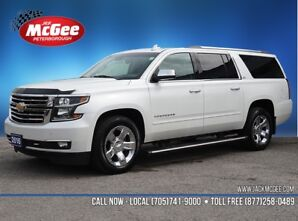 2016 Chevrolet Suburban LTZ $359 Bi-Weekly at 6.99%OAC over 8...