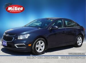 2016 Chevrolet Cruze Limited 2LT 1.4L Turbo, Heated Leather,...