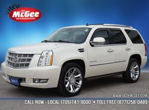 2011 Cadillac Escalade AS-IS see description for full details...