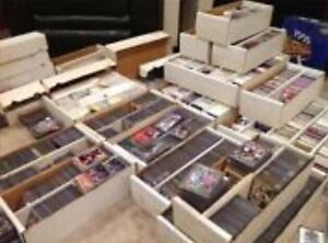 WANTED: Buying Sports Card Collections