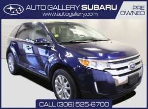 2011 Ford Edge LIMITED | PANARAMIC ROOF | AWD | NAVIGATION | GRE