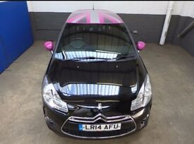 Citroen Ds3 Special Edition Pink