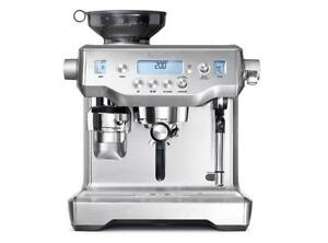Breville Oracle BES980XL Automatic Espresso Machine **BRAND NEW**