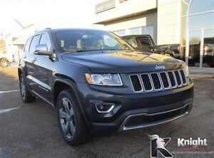 2015 Jeep Grand Cherokee Limited Heated Leather Remote Start