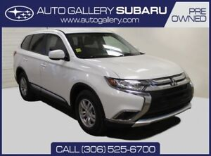 2016 Mitsubishi Outlander AWD | FULLY LOADED | GREAT VALUE