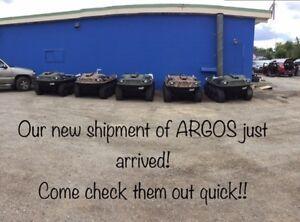 ARGO'S/ROKON