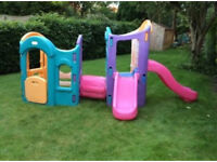 Little Tikes/Tykes 8 In 1 Adjustable Playground,Can Deliver 60miles for fee