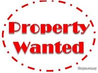 ** WANTED** 2-3 bed property **WANTED**