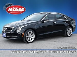 2016 Cadillac ATS 2.0L Turbo Luxury Collection 2.0L Turbo, Ht...