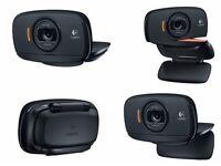 logitech hd pro webcam c525