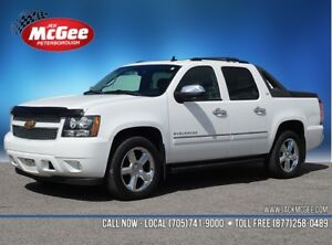 2012 Chevrolet Avalanche 1500 LTZ 4X4 5.3L V8, Power Front Se...