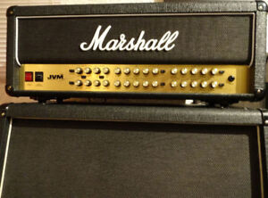 Like New 100 Watt Marshall Tube JVM410H~Guitar Amp HEAD